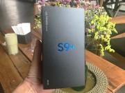 Đập hộp Galaxy S9+: Thiết kế đẹp lung linh, camera khủng