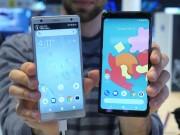 So sánh nhanh Sony Xperia XZ2 với Google Pixel 2 XL