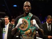 Thánh  knock-out boxing Wilder: Nối bước Ali, vượt bóng Tyson