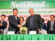 """Hàng Việt  """" lột xác """" , NutiFood tấn công thị trường  cực kỳ khó tính  Hoa Kỳ"""