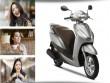 Top 6 xe tay ga cho phái đẹp Việt giá từ 30-45 triệu đồng