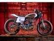 """Triumph T140 Tracker: """"Chiến binh báo đen"""" bước ra từ xưởng độ Mule"""