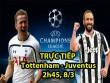 Chi tiết Tottenham - Juventus: Cột dọc cứu Juventus (KT)