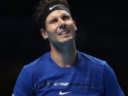 """Nadal lâm nguy:  """" Vua đất nện """"  dễ mất nhiều cúp, mỏi mòn đuổi Federer"""