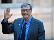 Ba dấu mốc thành công khiến Bill Gates  phổng mũi  tự hào