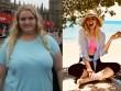 Nữ sinh giảm nửa số cân, xinh tới nỗi chẳng ai nhận ra