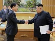 Chưa từng có: Ông Trump đồng ý, sắp gặp ông Kim Jong-un