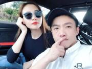 Cường Đô La quấn quýt bạn gái không rời khi đi phượt bằng siêu xe