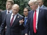 Hé lộ bức thư bí ẩn trong chiếc hộp đen Tổng thống Putin gởi ông Trump