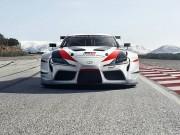Toyota ra mắt xe đua GR Supra Racing Concept
