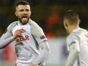 Dortmund - Salzburg: Choáng váng với cú đúp 7 phút