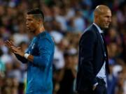 Real binh biến: Phe Ronaldo hạ Zidane, HLV vô địch thế giới đến thay