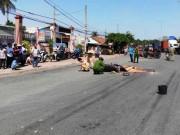 Tin tức trong ngày - Trên đường đến tham quan khu du lịch Suối Tiên, người phụ nữ tử vong