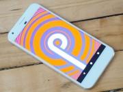 """Android P ra mắt: Hỗ trợ tùy biến giao diện tai thỏ cho các smartphone  """" nhái """"  iPhone X"""