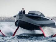 """Du thuyền có khả năng  """" lăng ba vi bộ """"  - đồ chơi mới của giới siêu giàu"""