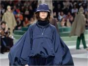 """Phong cách  """" bụi đời """"  bất ngờ đổ bộ Paris FW"""