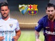 Chi tiết Malaga - Barcelona: Thong dong chơi bóng (KT)