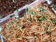 Những món ăn kinh dị nhìn đã phát sợ tại Châu Phi