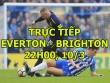 Chi tiết Everton - Brighton: Thế trận an bài (KT)