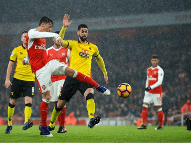 Arsenal - Watford: Cú hích San Siro, đập tan khủng hoảng - 2