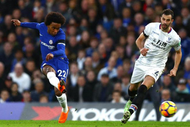 Chelsea – Crystal Palace: Tấn công rực lửa, đòn đau phút 90