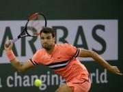 Indian Wells ngày 4: Dimitrov thua sốc, Kyrgios bỏ giải, trận Federer hoãn