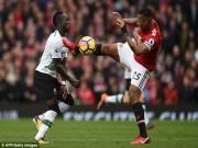 """Bóng đá - Thua MU ấm ức, Liverpool """"nổi điên"""" đi kiện đòi 3 penalty, 2 thẻ đỏ"""