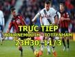 Chi tiết Bournemouth - Tottenham: Aurier chốt hạ (KT)