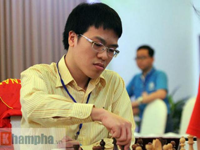 Lịch thi đấu & bảng xếp hạng giải cờ vua quốc tế 2018: Quang Liêm bứt phá lên hạng 7