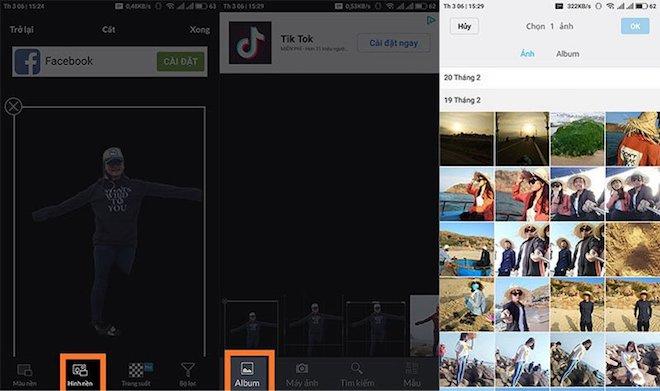 6 1520824653 986 width660height391 Hướng dẫn tách ghép ảnh trên điện thoại như Photoshop
