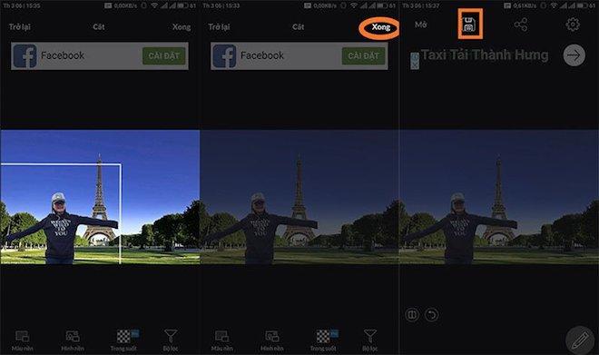 7 1520824660 169 width660height391 Hướng dẫn tách ghép ảnh trên điện thoại như Photoshop