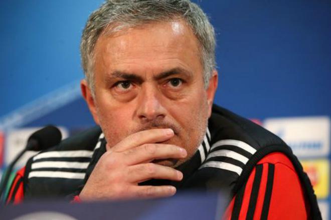 Họp báo MU - Sevilla: Mourinho lo 2 trận sinh tử, 2 SAO bự tái xuất - 1