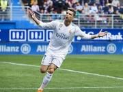 Tiêu điểm vòng 28 La Liga: Ronaldo, tiếng gầm của  Vua sư tử