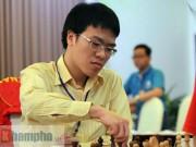 Kết quả & bảng xếp hạng giải cờ vua quốc tế 2018: Tuấn Minh trượt ngôi vô địch