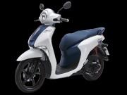 Yamaha Janus ra màu mới, quyết đấu Honda Vision