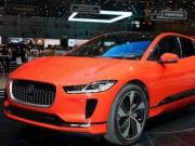 Chạm mặt SUV I-Pace chạy điện đầu tiên của  '  ' báo đốm '  '  tại Geneva 2018