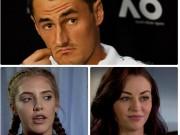 Tennis 24/7: Sao quần vợt Úc dính nghi án  làm nhục  2 mỹ nữ