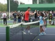 Tin thể thao HOT 12/3: Djokovic  so vợt  với con gái rượu của Mike Tyson