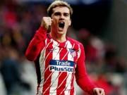 "Atletico Madrid - Celta Vigo: Siêu sao tung hoành, tiệc mừng  "" 3 nháy """