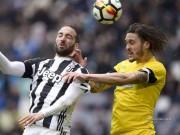 "Juventus - Udinese:  "" Tiểu Messi ""  thăng hoa, 29 phút kết liễu"