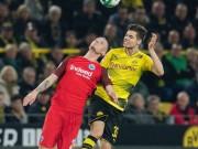 Dortmund - Frankfurt: Tuyệt đỉnh hấp dẫn, vỡ òa phút bù giờ