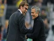 Bóng đá - Tin HOT bóng đá tối 12/3: Mourinho lên tiếng bênh vực Klopp