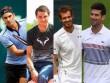 Bảng xếp hạng tennis 12/3: Federer, Nadal xưng bá, Djokovic, Murray thêm u sầu