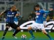 Inter Milan - Napoli: 90 phút cân não, những đôi chân đeo chì