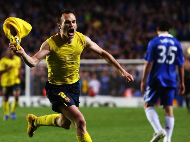 """Barca chơi """"đòn gió"""" đấu Chelsea: Iniesta vẫn đá, tái hiện nỗi ám ảnh 2009"""