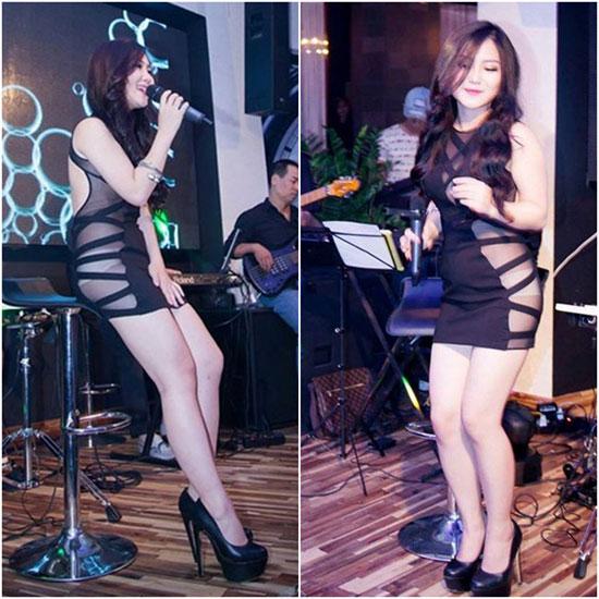 Phong cách táo bạo của dàn mỹ nữ Việt công khai bị gạ tình bạc triệu - 6