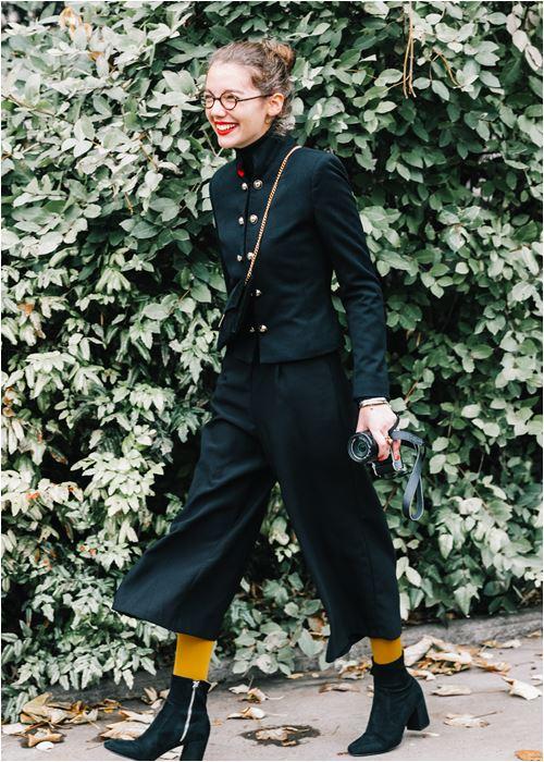 Nữ mặc kiểu đàn ông:Khí chất ngời ngời mà vẫn nữ tính - 1