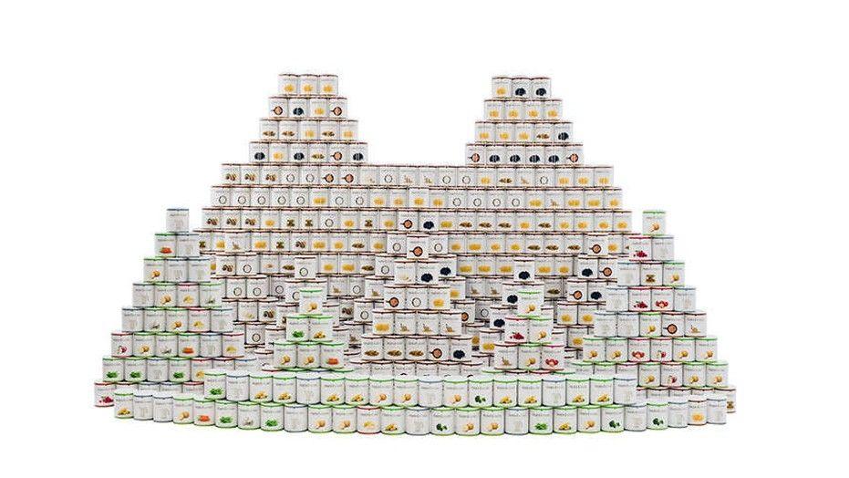Có gì trong bộ thực phẩm tận thế 6.000 USD đủ dùng cả năm? - 1