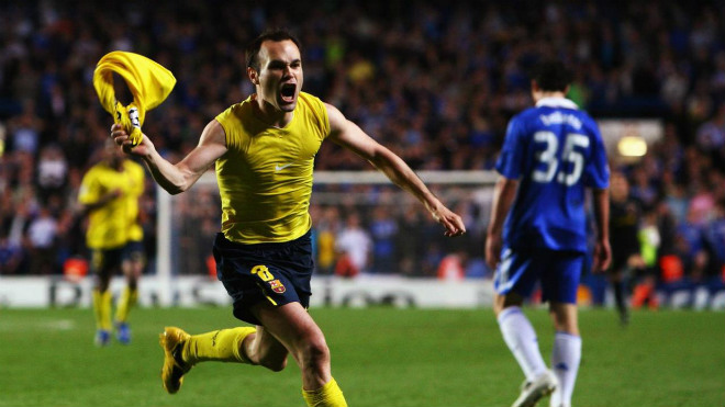 """Barca chơi """"đòn gió"""" đấu Chelsea: Iniesta vẫn đá, tái hiện nỗi ám ảnh 2009 - 4"""