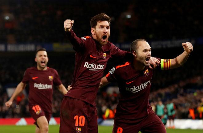 """Chelsea đấu Barca: Ủ mưu khóa Messi, """"người lạ"""" ra tay giúp đỡ - 2"""